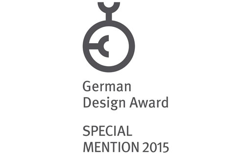 German Design Award Nominee 2015