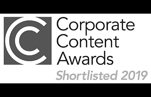 Corporate Content Award